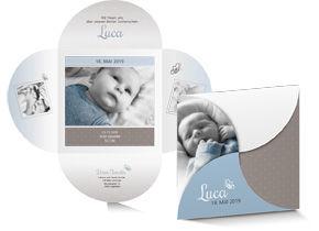 Geburtskarten zur geburt ihres babys sch ch verlag - Geburtskarten selber machen ...