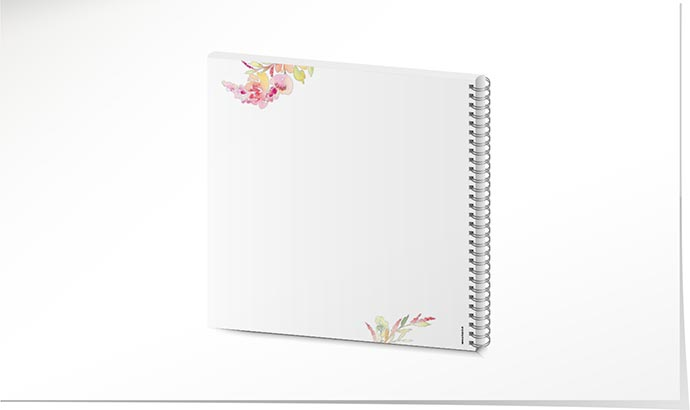 Gastebuch Hochzeit 867 Mit Blumen Schuch Verlag