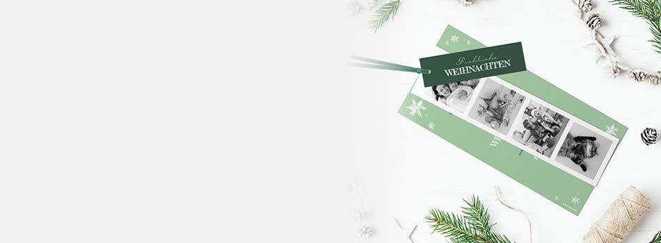 Weihnachtskarten Mit Eigenem Bild.Weihnachtskarten Selbst Gestalten Schüch Verlag